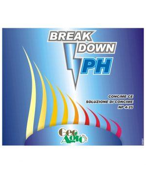 BREAKDOWN PH – 5 lt