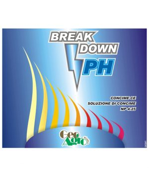 BREAKDOWN PH – 1 lt