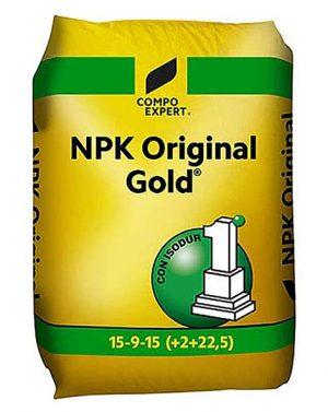 NPK ORIGINAL GOLD – 25 kg