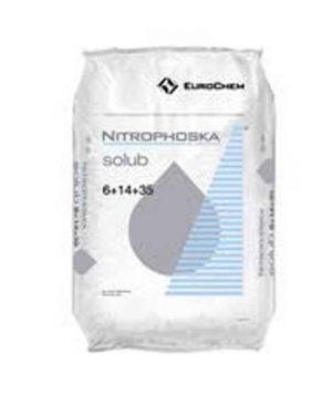 NITROPHOSKA SOLUB  6-14-35- 25 kg