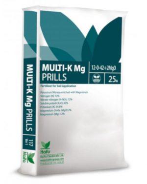 MULTI-K PRILLS – 25 kg