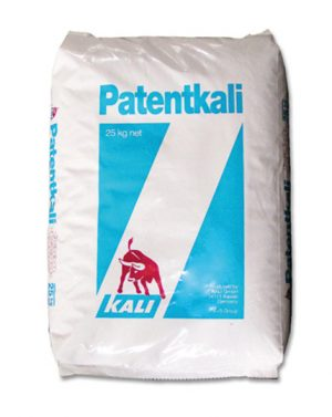 PATENTKALI – 25 kg