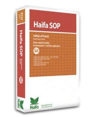 HAIFA SOP – SOLFATO DI POTASSIO – 25 kg