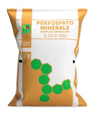 PERFOSFATO SEMPLICE GRANULARE 19% 25 kg