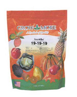 GROWMORE SUPER CROP 19.19.19 – 22,68 kg