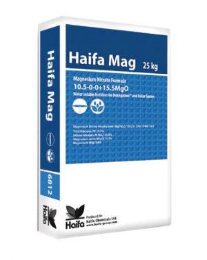 HAIFA MAG – NITRATO DI MAGNESIO – 25 kg
