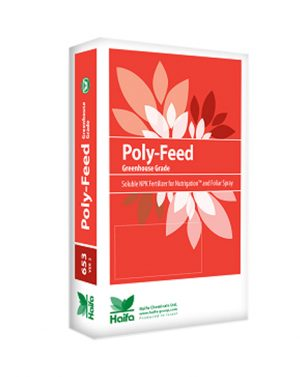 POLY-FEED G.G. 20-20-20 + Me – 25 kg