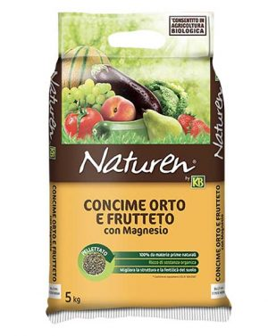 NATUREN CONCIME PELLET ORTO FRUTTETO 5kg