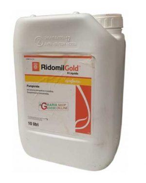 RIDOMIL GOLD R LIQUIDO – 10 lt