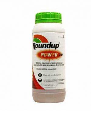 ROUNDUP POWER 2.0 – 0,5 lt