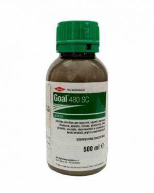 GOAL 480 – 500 ml