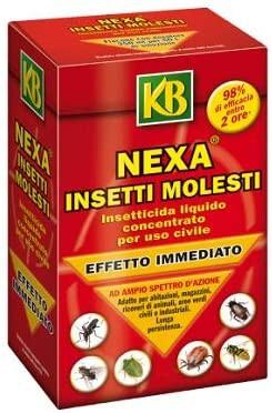 NEXA ZANZARE CONCENTRATO – 50 ml