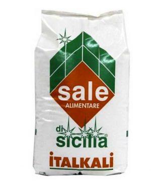 SALE DI SICILIA MEDIO – 25 kg