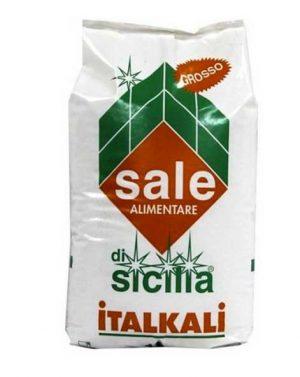 SALE DI SICILIA GROSSO – 25 kg