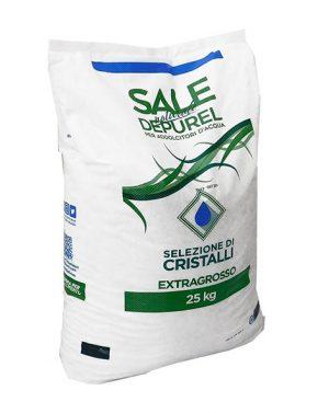 CRISTALLI DI SALGEMMA – 25 kg