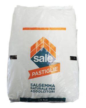 SALE PASTIGLIE – 25 kg