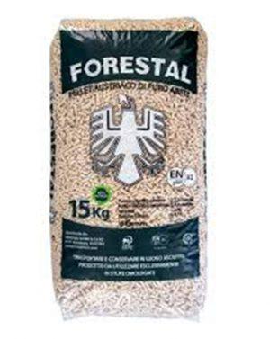 Mak Holz pellet FORESTAL – 15 kg