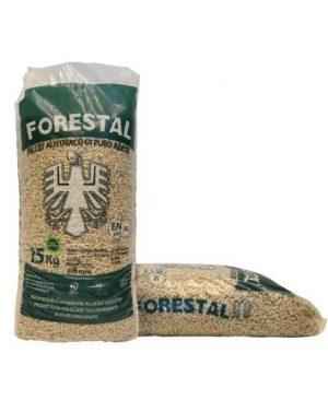 Mak Holz pellet FORESTAL – 220 kg