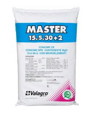 MASTER 15.5.30 – 25 kg
