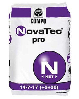NOVATEC PRO 14-7-17 + 2 TE – 25 kg