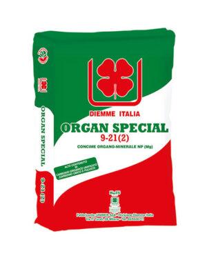 ORGAN SPECIAL 9/21 – 500 kg